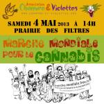 Marche Mondiale pour le Cannabis 2013