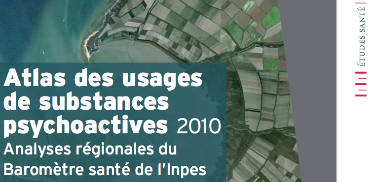Atlas usages drogues 2010-2013
